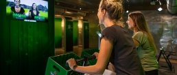 Heineken Experience digital souvenirs